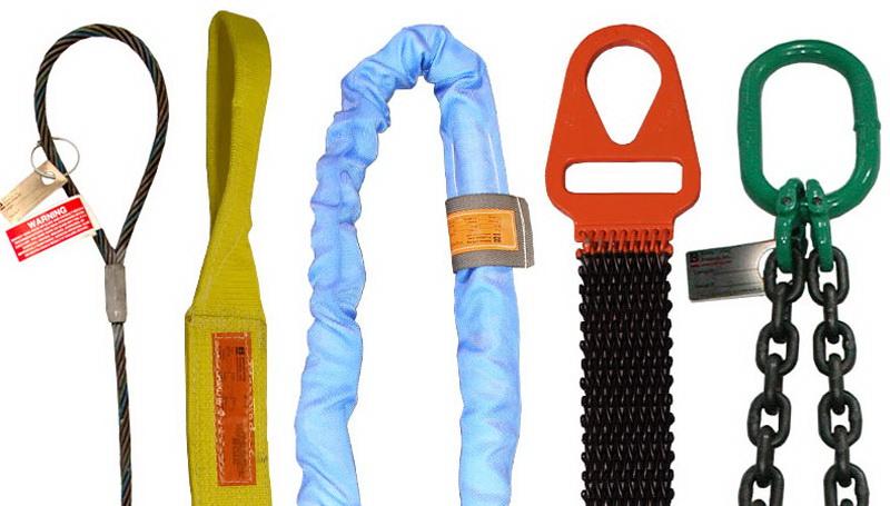 Разновидность стропов, особенности, применение
